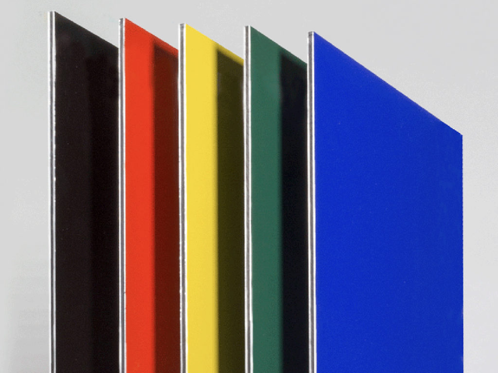ACM coloured